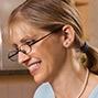 thuiswerker Linda van Essen, Utrecht