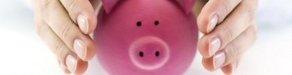 Geld sparen op een spaarrekening is de meest veilige manier van 'investeren in je toekomst'